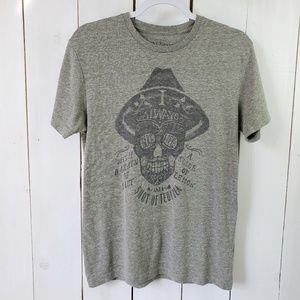 Lucky Brand Sugar Skull T-shirt